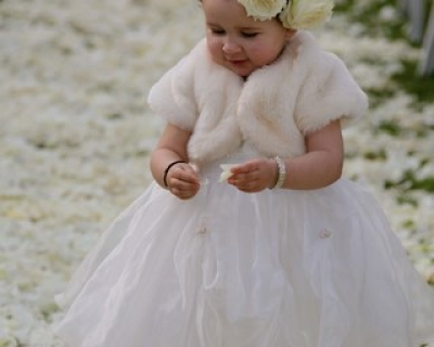 cute baby wedding